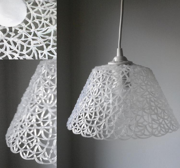 Taller lampara de silicona uolala - Manualidades con silicona ...