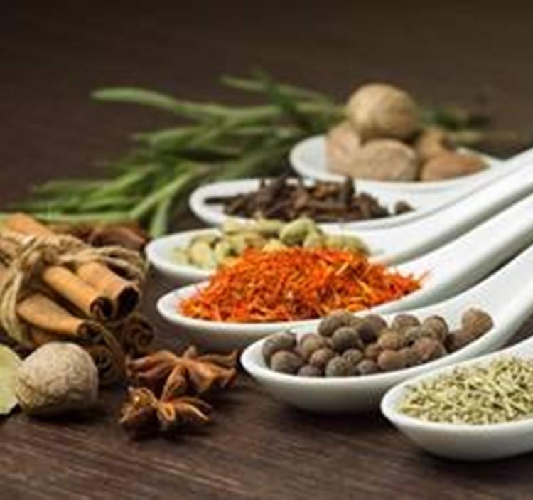 Taller las especias en la cocina vegetariana vegana uolala for Que es la cocina vegana