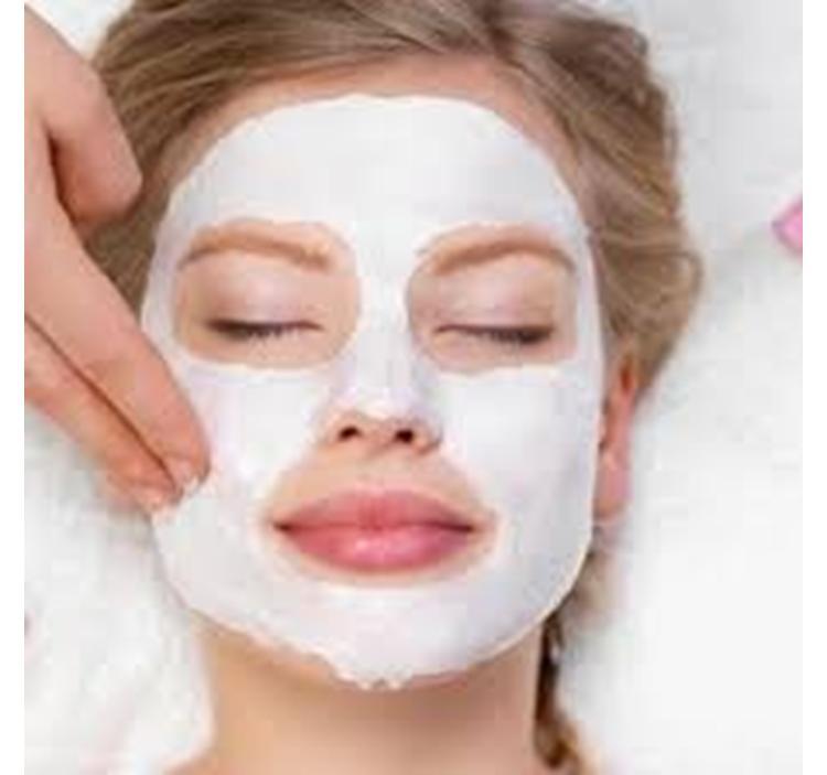 La máscara para la persona del proteína y el azúcar las revocaciones