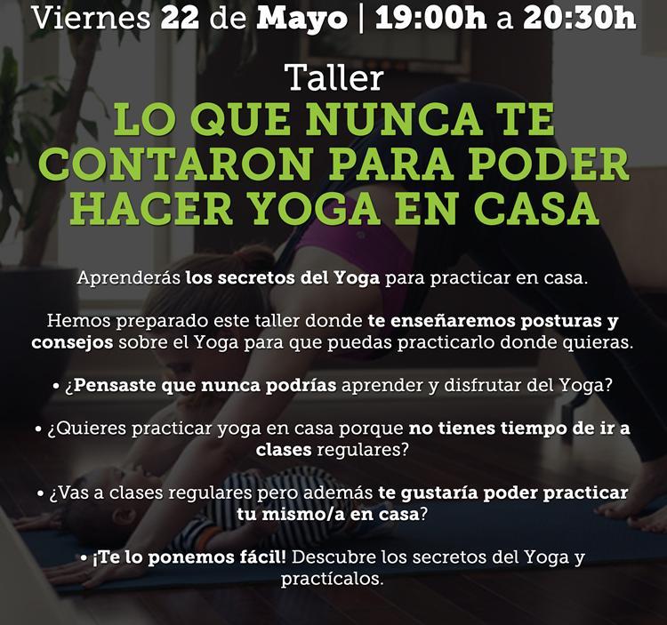 Lo que nunca te contaron para hacer yoga en casa uolala - Inicio yoga en casa ...
