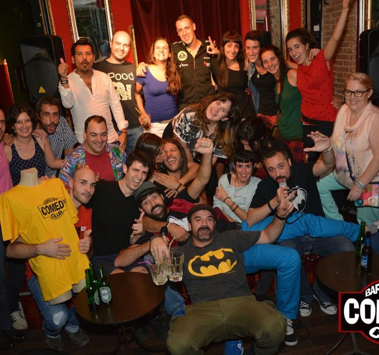JUEVES de BARCELONA COMEDY CLUB