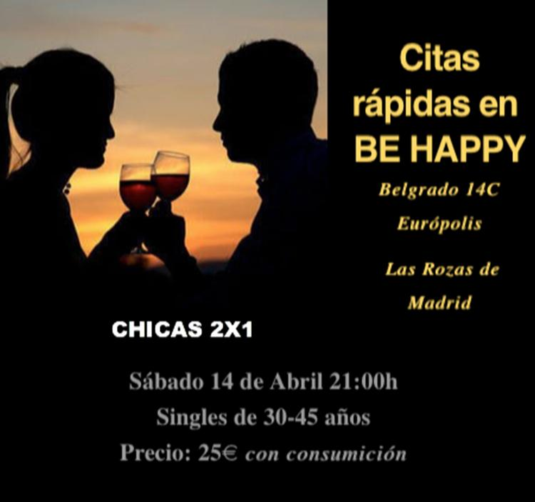 Speed dating madrid precio