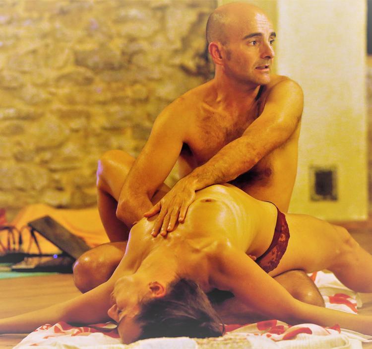 Taller: Masaje tántrico para parejas