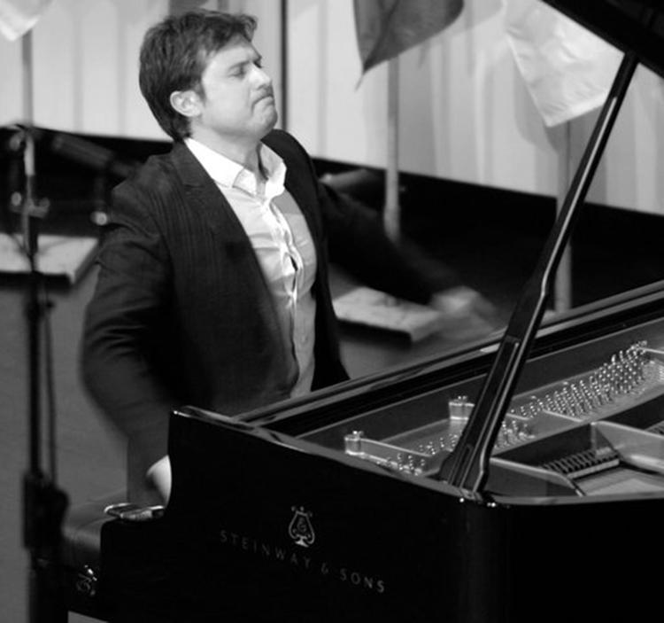 MASTERCLASS PIANO CON NAZARENO FERRUGGIO (ITALIA)