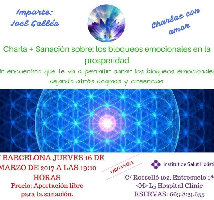 +Sanación:los bloqueos emocionales y la prosperida