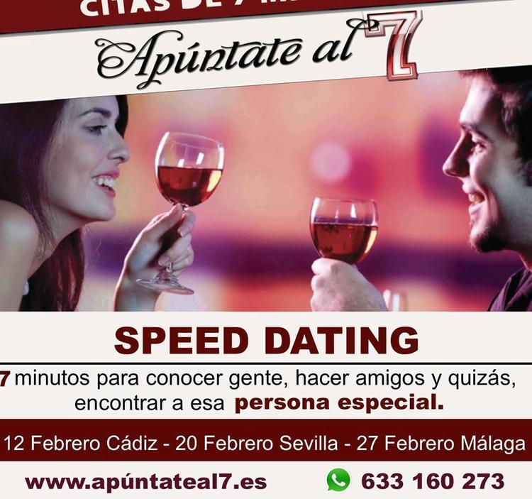 speed dating murcia