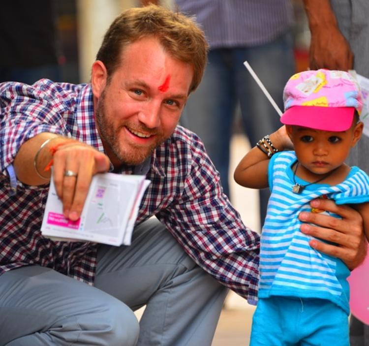 """""""MOCHILA&CORAZÓN"""": Descubre India"""