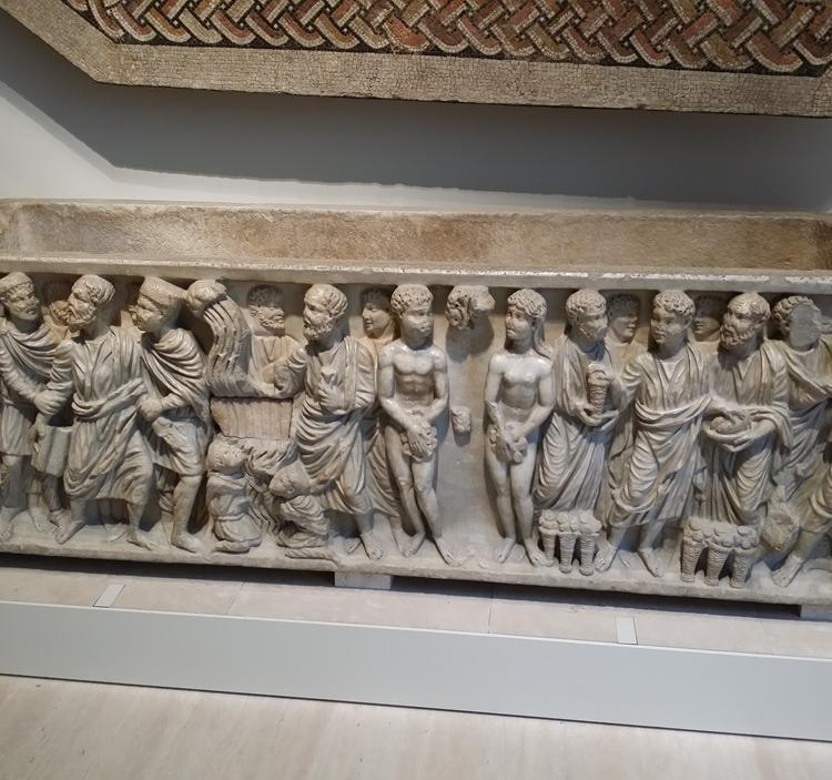 Museo Arqueológico. Hispania Romana