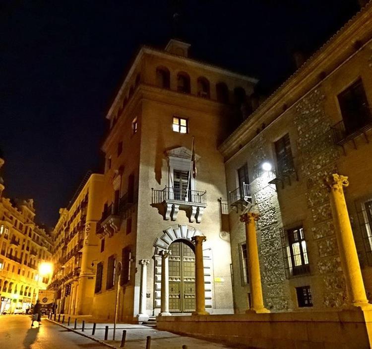 Nocturna de los Fantasmas de Madrid