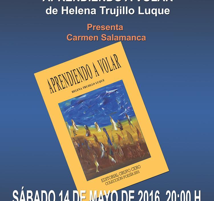 Fiesta: Presentación libro de poesía de helena trujillo