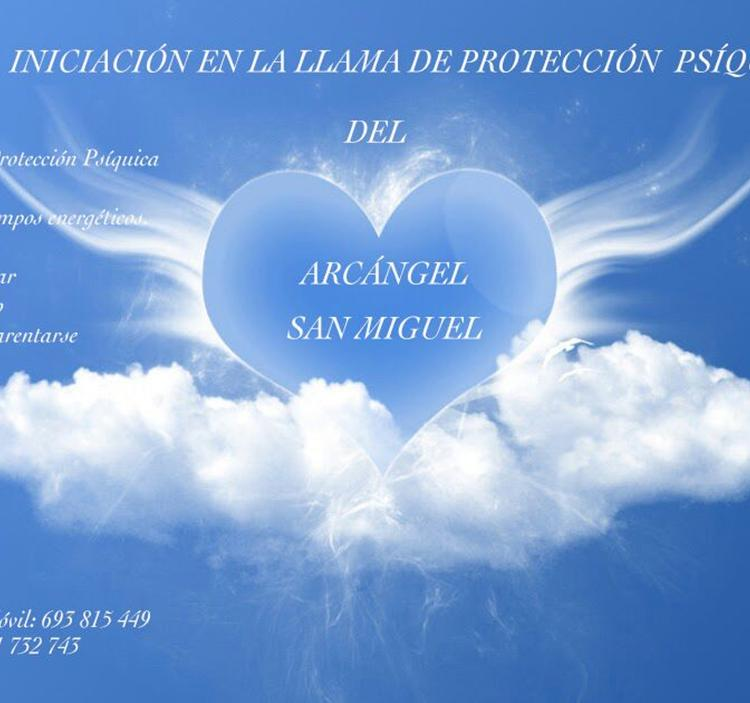 Taller: Protección de arcangel miguel