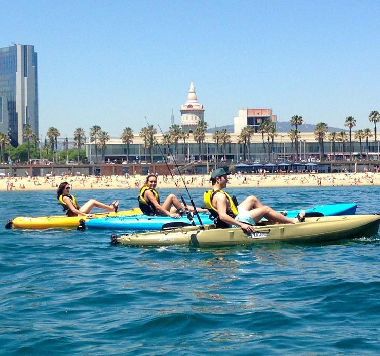 Excursión: Puesta de sol en kayak
