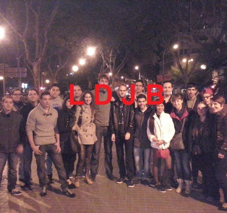 Quedada Los 200 Jovenes de Barcelona (LDJB)