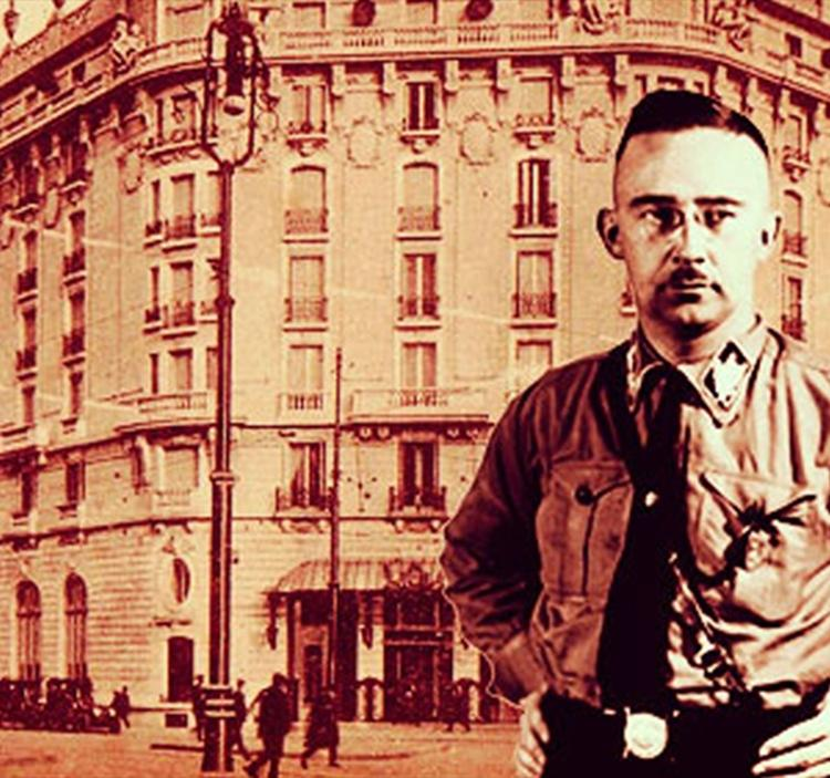 Ruta Agentes Nazis en Barcelona