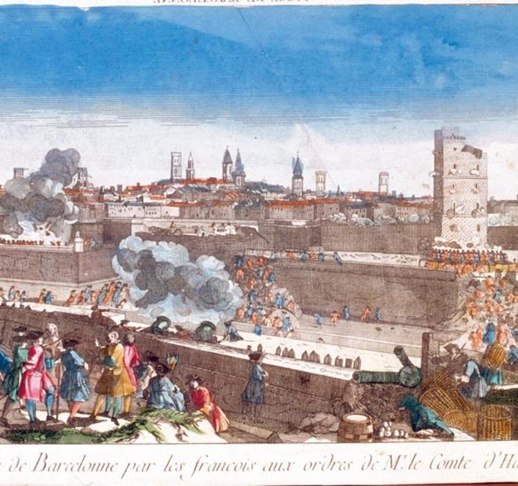 Ruta: Barcelona 1714
