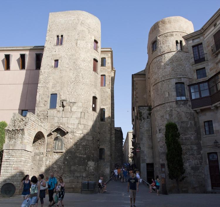 Ruta: Barcelona romana