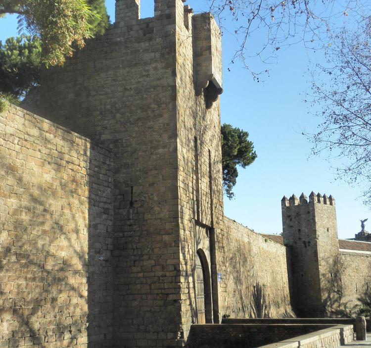 Visita guiada: Les muralles de barcelona