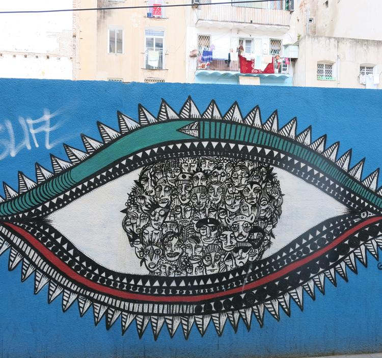 RUTA DEL GRAFFITI