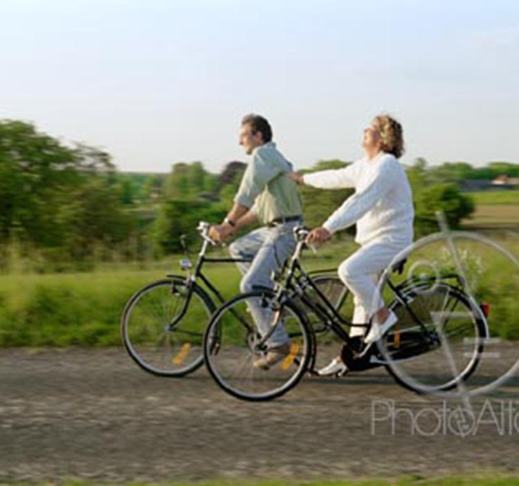 Ruta en bici MTB