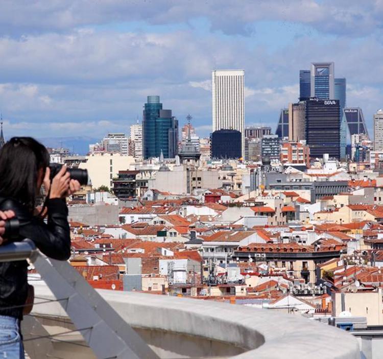 RUTA FOTOGRÁFICA POR EL CENTRO DE MADRID