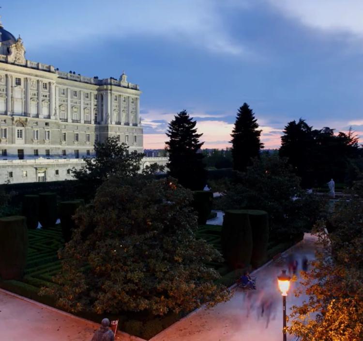 RUTA NOCTURNA: MADRID VILLA Y CORTE