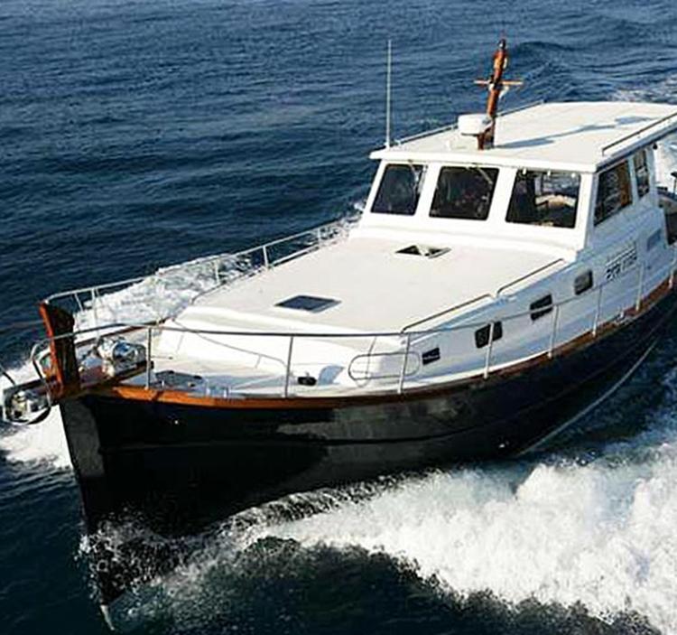 Ruta por el litoral de Barcelona en barco