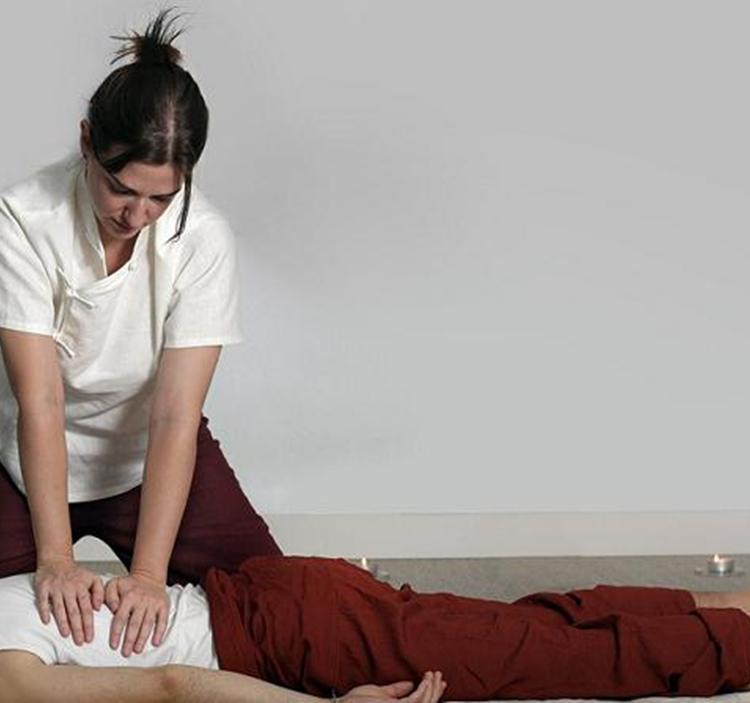charla masajes córneo en Madrid