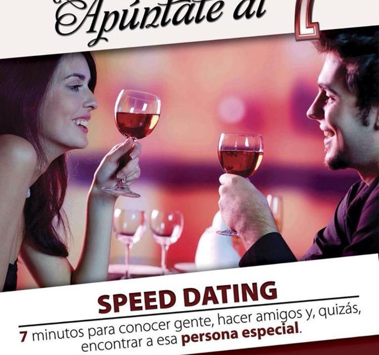 O que e speed dating