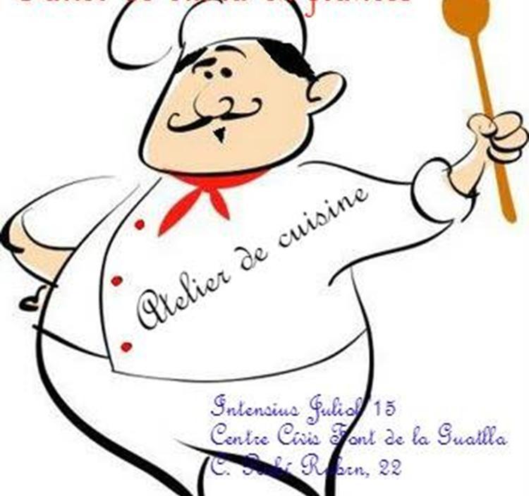Taller de cocina en francés 3 días/6 horas mañanas