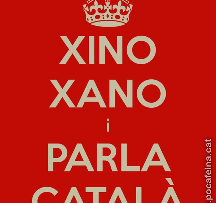 Charla taller de conversa en català (speak catalan) gratis