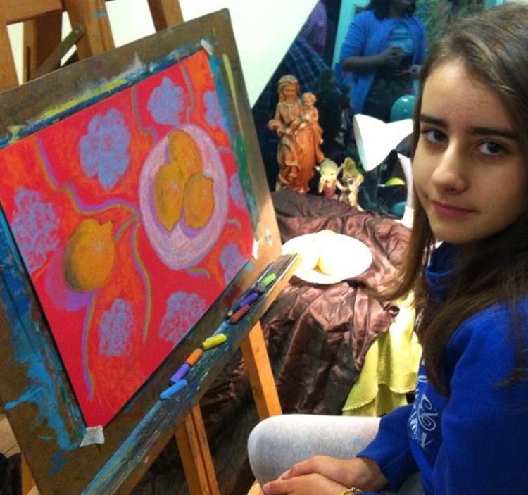 Píntate De Optimismo Y Creatividad: Dibujo Y Pintura.técnicas Y Creatividad.