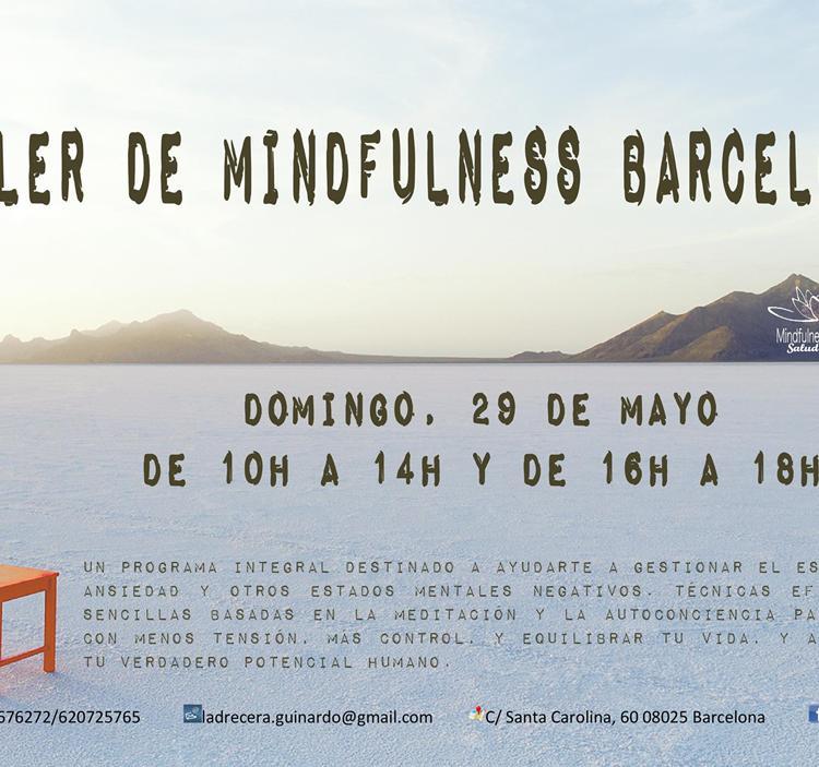 Taller de mindfulness Barcelona