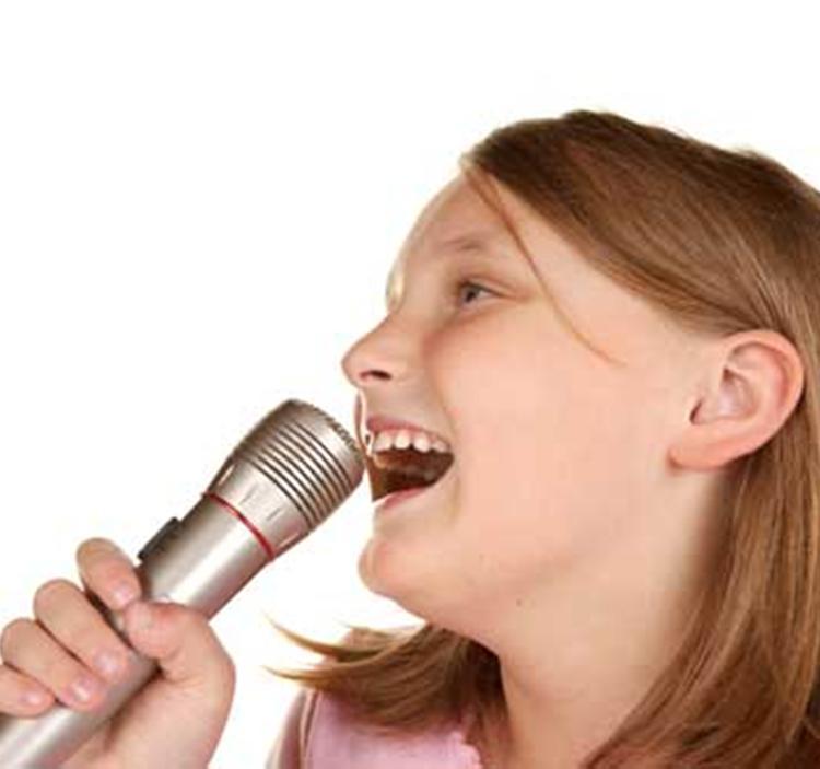 Taller gratuito de iniciación al canto para niños