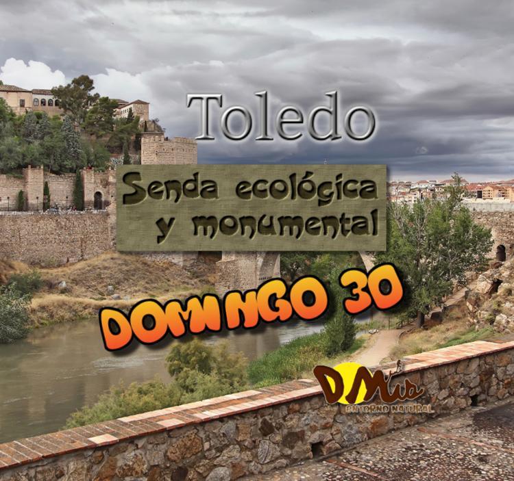 Toledo Ciudad Monumental y Senda Ecológica