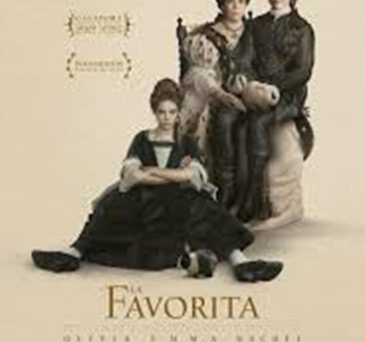 """Tomar algo y cine:""""LA FAVORITA"""""""