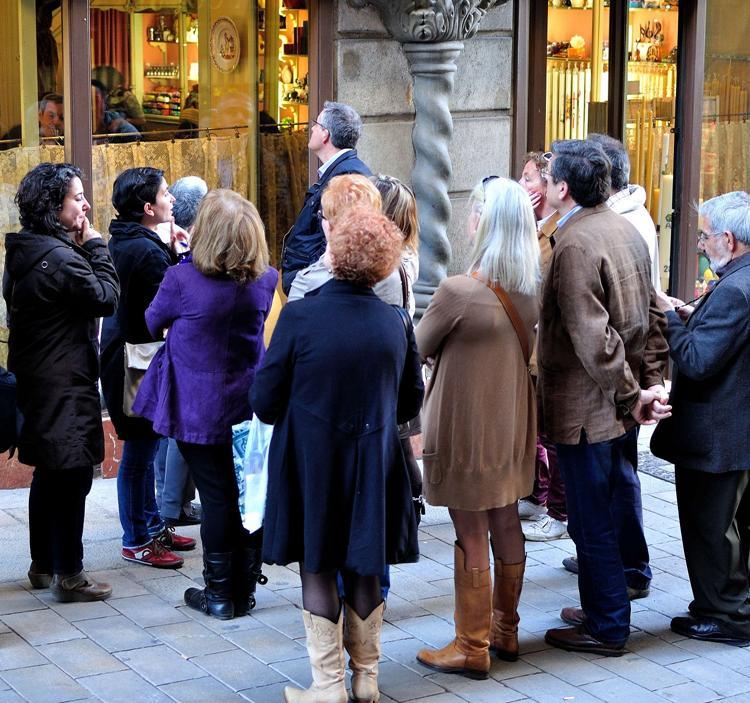 Ruta: Trendy barcelona
