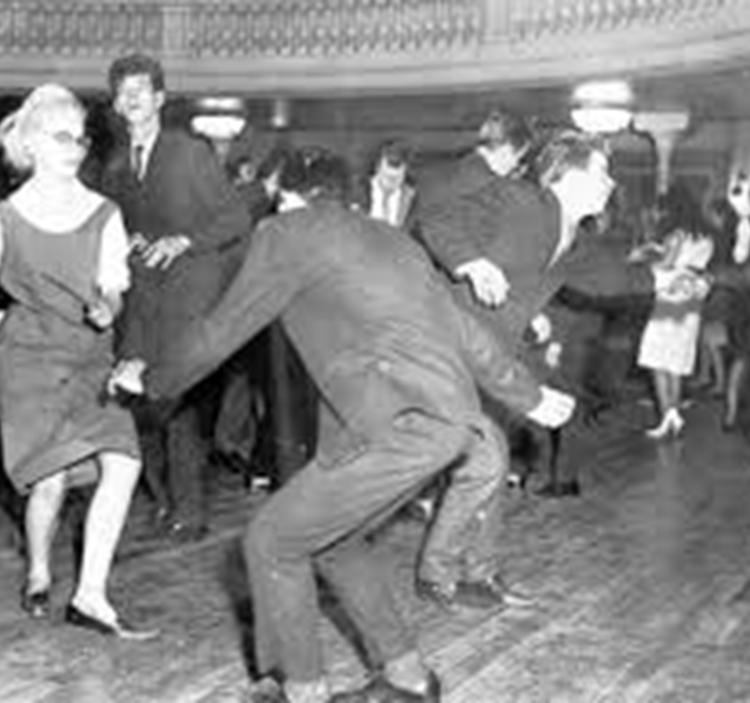 Ven a bailar Lindy Hop, clase de prueba gratuïta