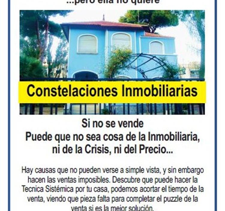 Taller la casa sanadora constelaciones inmobiliarias uolala for Inmobiliaria la casa