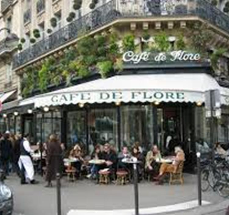 Cafe Le Mabillon Paris