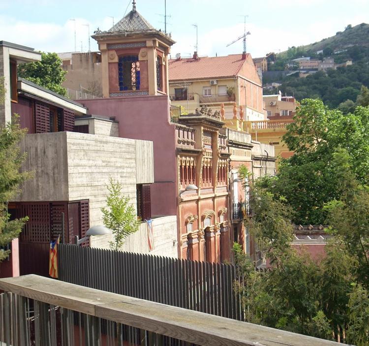 VISITA AL BARRI COLL/VALLCARCA+FINCA SANSALVADOR
