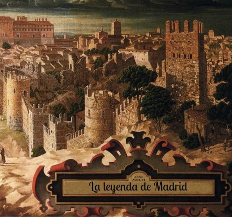 VISITA GUIADA: LA LEYENDA DE MADRID