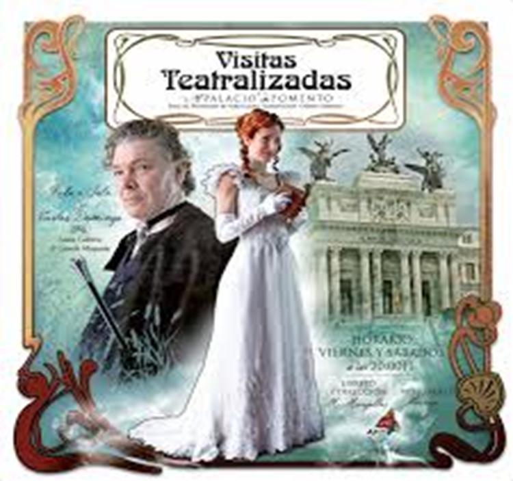 VISITA TEATRALIZADA AL PALACIO DE FOMENTO Y ATOCHA