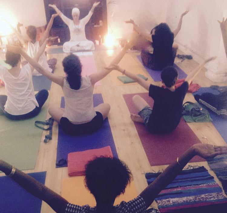 Clase: Kundalini yoga