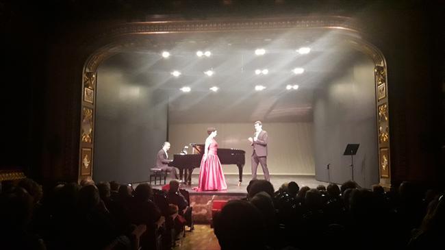 Concierto de opera y zarzuela en precioso palacio (23856)