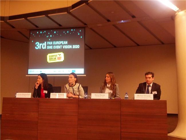 Third Pan-European SME Event Vision2020 (6409)