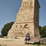 Calella, Puig de popa - 4