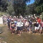 Camins d'aigua: riera Vallcàrquera i el Congost - 1