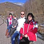 Excursió amb raquetes de neu - 0