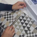 Iniciación a la costura.Creación de un bolso party - 1