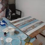 Pintura decorativa y reciclado 4/5 clases al mes - 0